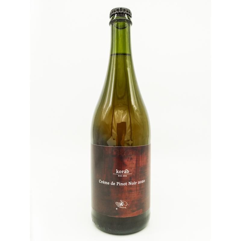 Koráb Creme de Pinot Noir 2020